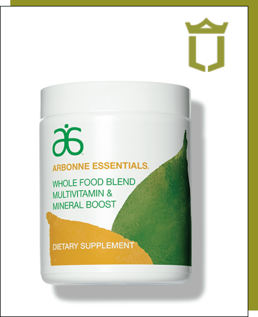 Whole Food Blend Multivitamin & Mineral Boost #2064
