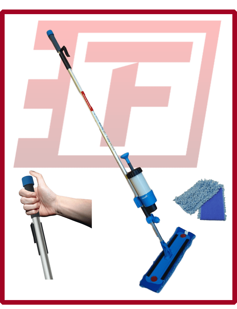 The Ultra-Mop Mopping System