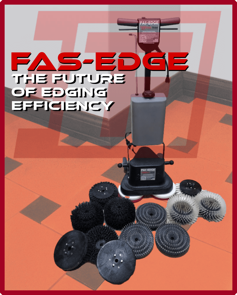 """Fas-Vac 28"""" Battery Wide Area All Surface Vacuum"""